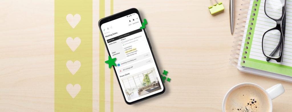 Evernote se actualiza a lo grande en Android: nuevo diseño, búsqueda mejorada y código más depurado