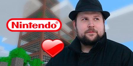 Notch no sabe nada de 'Minecraft' para Wii U pero declara su amor por Nintendo