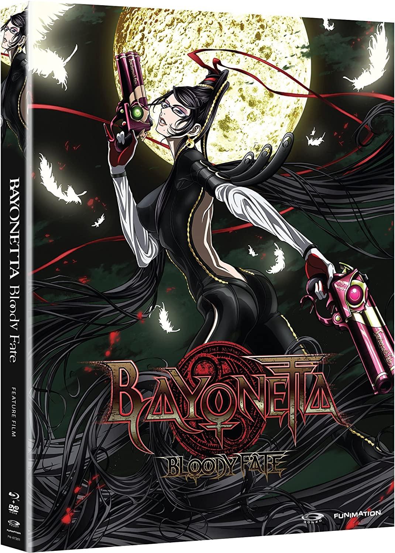 Bayonetta - Película anime en Blu-ray y DVD