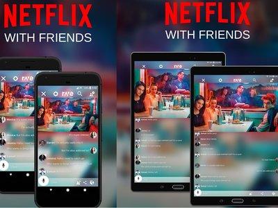Mira Netflix con tus amigos al mismo tiempo gracias a esta app