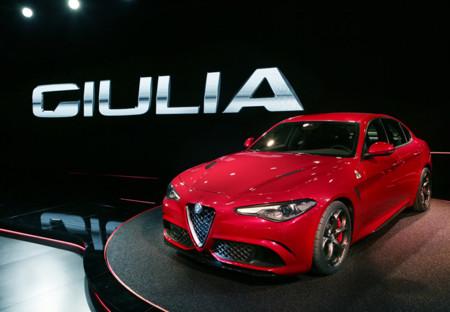 Giulia Alfa Romeo