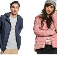 Super Week en eBay: ofertas en moda con chaquetas y sudaderas para hombre y mujer de marcas como Quiksilver, Jack & Jones o Roxy