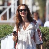 Welcome to Ibiza (style). ¿Karolina Kurkova o Eugenia Silva?
