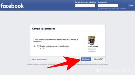 Cómo Recuperar Tu Contraseña De Facebook