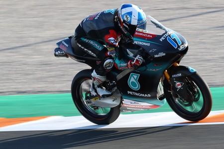 Mcphee Valencia Moto3 2019