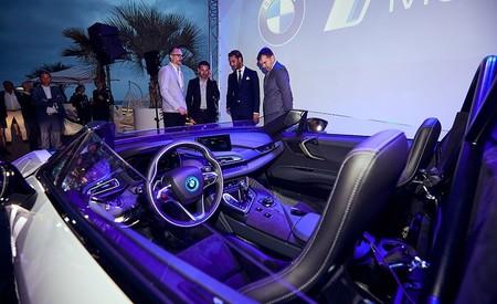 Bmw I8 Roadster Safety Car Formula E 6