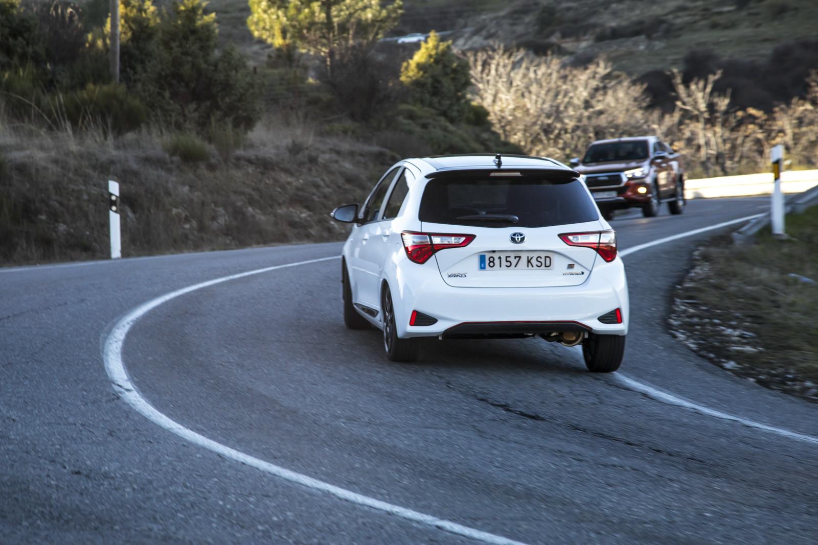 Foto de Toyota Yaris GRT Sport - Acción (11/21)