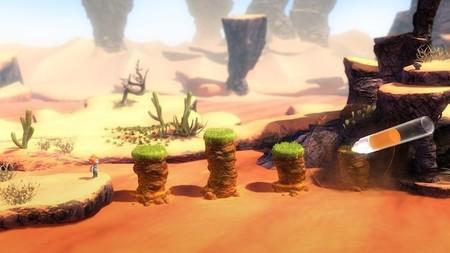 Las aventuras de 'Max: The Curse of Brotherhood' debutan en Xbox One