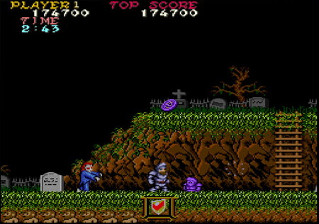 Ghosts Goblins