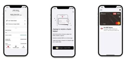 Hsbc Apple Pay Agregar Tarjeta