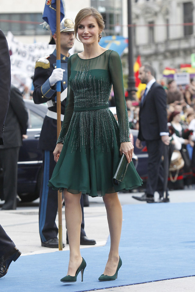 Foto de Top 5-1: Las famosas españolas mejor vestidas en 2013 (6/15)