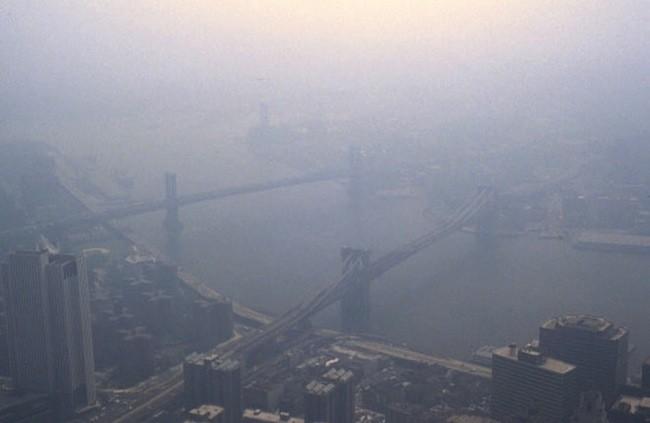El clima del Pacífico y de América del Norte está cambiando debido a la polución de China