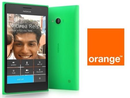 Precios Nokia Lumia 735 con Orange y comparativa con Vodafone