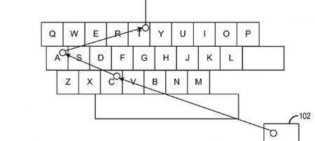 Microsoft patenta un sistema que detecta el movimiento de nuestros ojos en el teclado de la pantalla