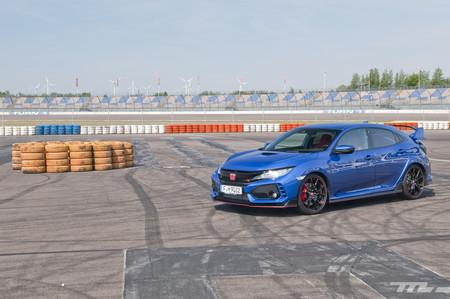 Honda Civic Type R: probamos el compacto deportivo más rápido en Nürburgring