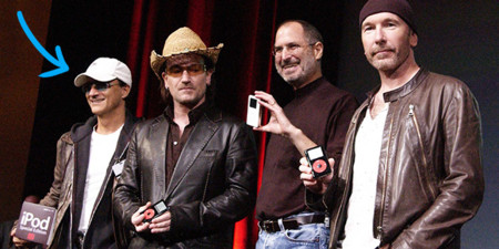 Jimmy Iovine, U2 y Steve Jobs