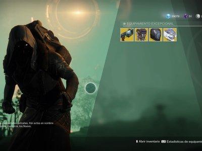 Destiny 2: ubicación de Xur y equipamiento (del 10 al 14 de noviembre)
