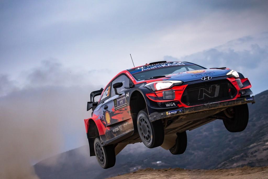 Los nuevos coches del WRC serán híbridos, muy agresivos y más baratos a partir de 2022