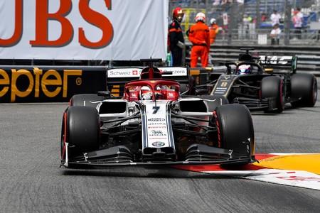 Raikkonen Monaco F1 2019