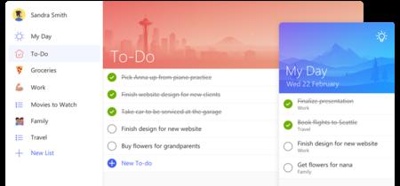 Microsoft presenta To-Do, su nueva herramienta para gestionar tareas