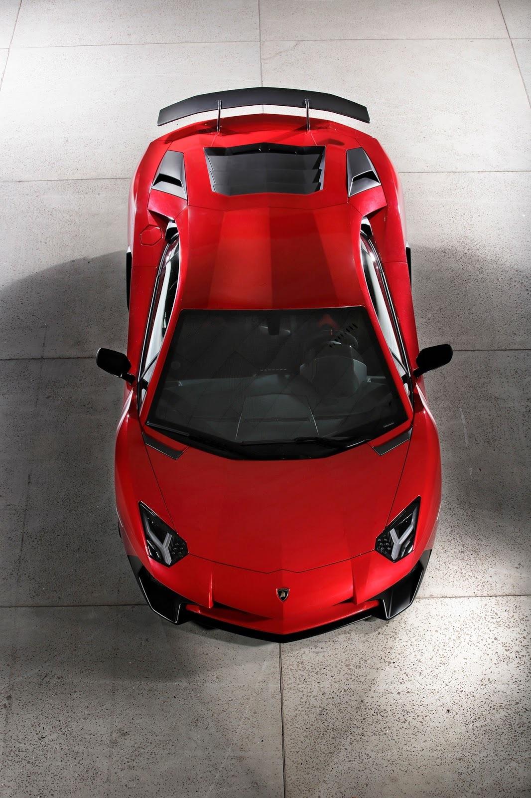 Foto de Lamborghini Aventador SV (20/21)