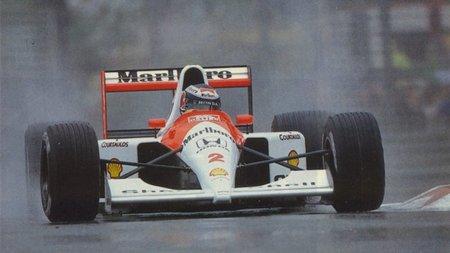 Gerhard Berger dice que en su día se competía de forma más dura