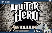 'Guitar Hero: Metallica'. Análisis