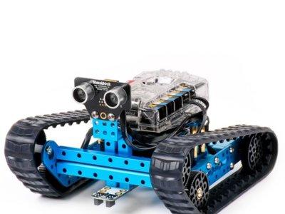 Makeblock presenta dos interesantes productos para crear tus robots (o lo que se te ocurra)