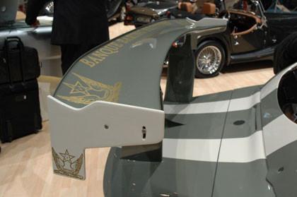 Morgan Aero 8 GT3 Racer