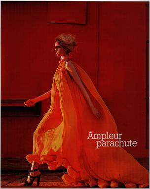 Los estilistas enamorados del vestido globo de Lanvin