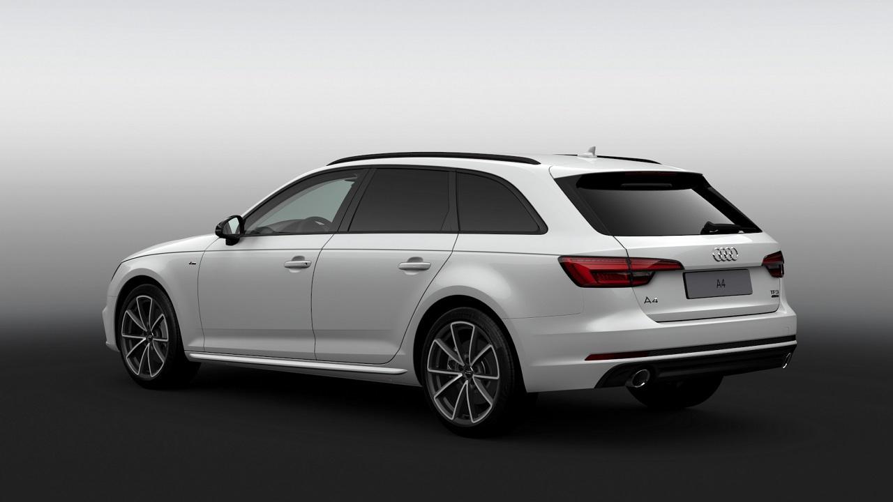 Audi Black Line Edition 4 4