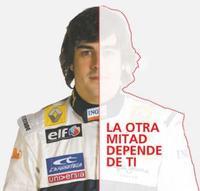 Emilio Botín consigue Fernando Alonso de otra manera