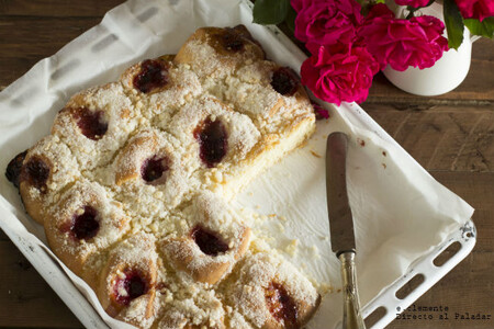 Receta de kolache de frutos rojos: los dulces bollos checos rellenos de mermelada