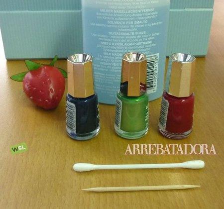 Manicura de fantasía: fresas en tus uñas. Tutorial paso a paso
