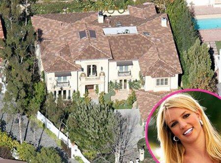 Las Casas de Famosos: Britney Spears