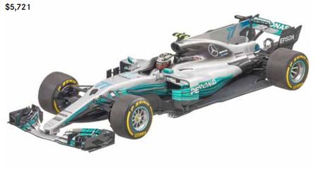 Mercedes Amg F1 1 24