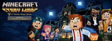 Invitados especiales llegarán al sexto episodio de Minecraft: Story Mode