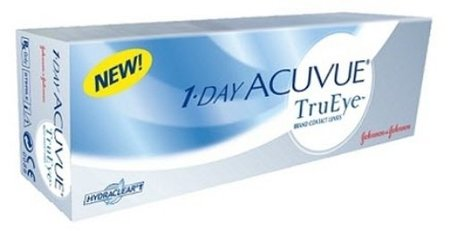 Lotes defectuosos en las lentillas 1-Day Acuvue True Eye