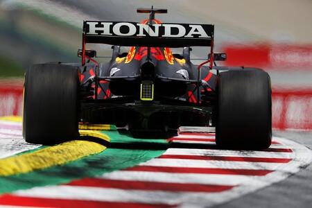 Red Bull Honda F1 2021