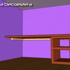 Foto 1 de 14 de la galería hazlo-tu-mismo-un-escritorio-con-una-encimera-de-cocina en Decoesfera