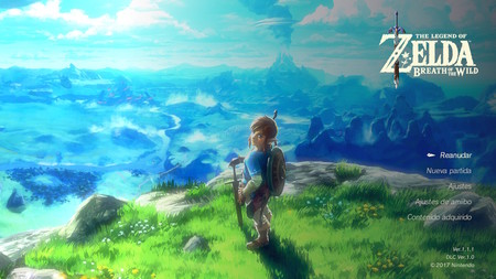 Zelda: Breath of the Wild se actualiza en Switch y Wii U y mejora (por fin) su framerate
