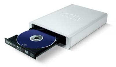Blu-ray LaCie d2, unidad externa y a 8x