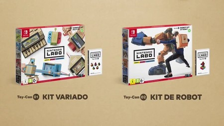 Toy Con Kits