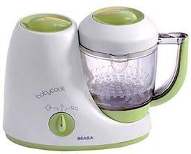 Babycook, para hacer la comida de tu bebé