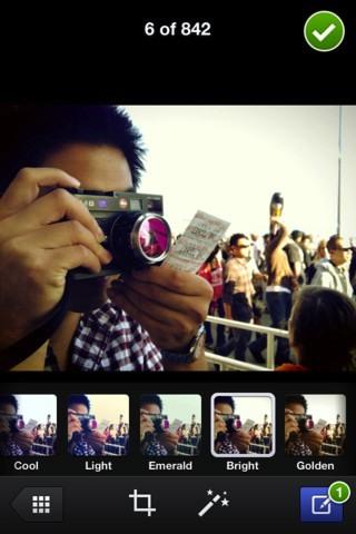 Facebook Camera, la aplicación que imita a Instagram ¿no la habían comprado?
