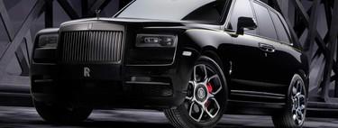 Rolls-Royce Cullinan Black Badge, cuando el deseo se tiñe de color negro