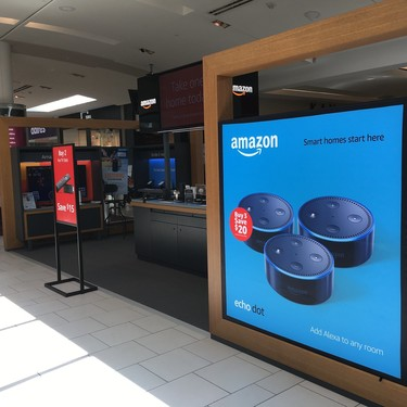 Amazon celebrará el Black Friday con apertura de pop-up store, por segundo año consecutivo, en Madrid
