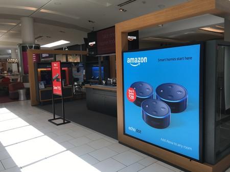 Amazon celebrará el Black Friday con apertura de pop-up store, por segundo año consecutivo, en Madrid