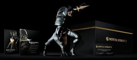 Mortal Kombat X anuncia su edición especial