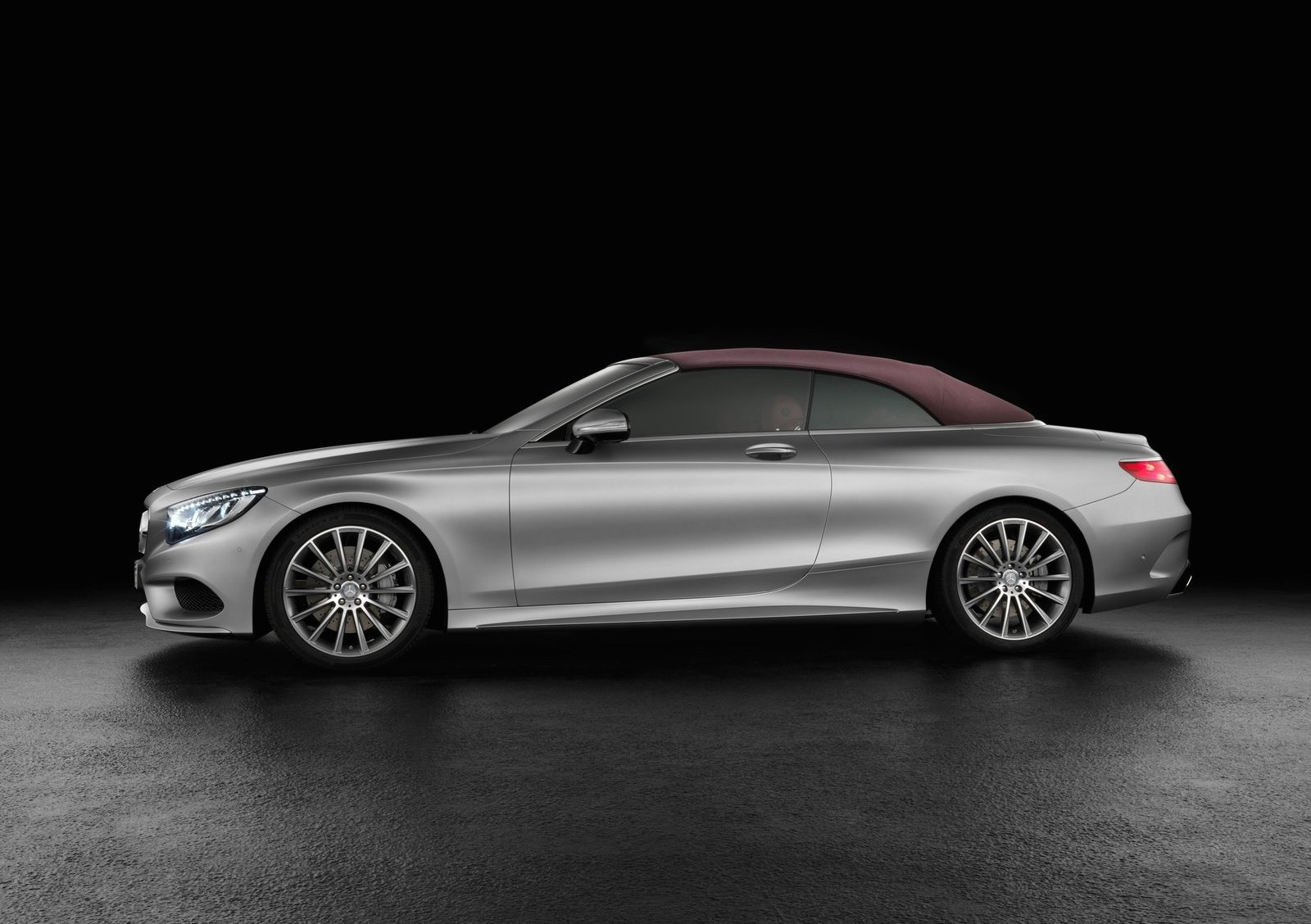 Mercedes Benz >> Mercedes-Benz Clase S Cabriolet (22/38)